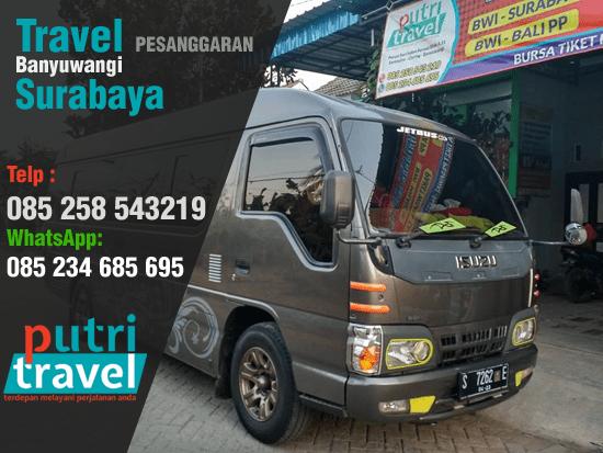 Travel Antar Jemput Pesanggaran Malang