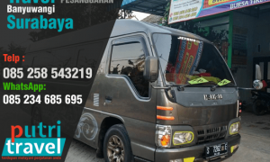 Travel Pesanggaran Surabaya