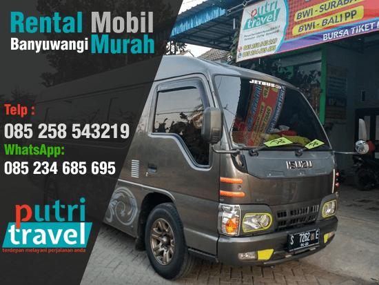 Rental Mobil Banyuwangi Murah