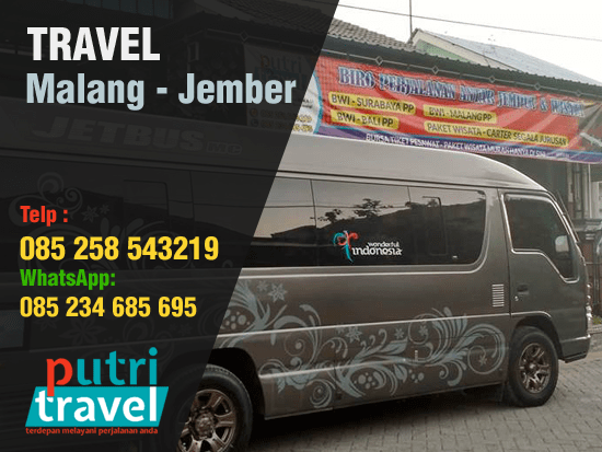 Travel Malang Jember
