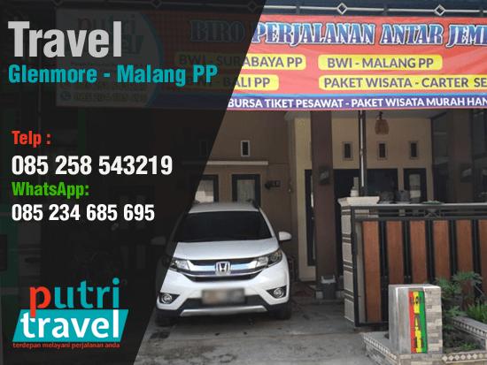 Travel Glenmore Malang