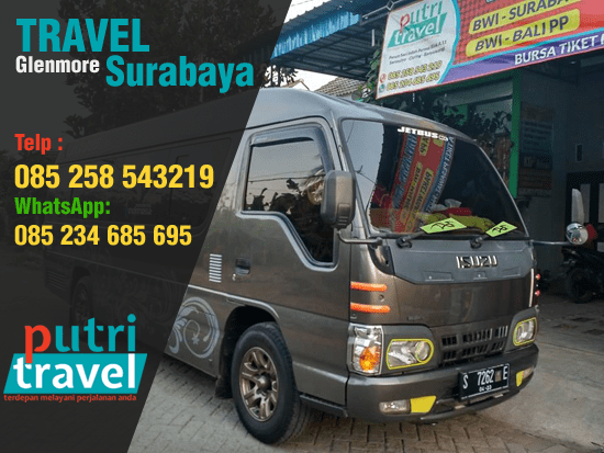 Travel Glenmore Surabaya