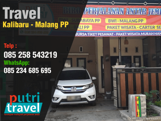 Travel Kalibaru Malang