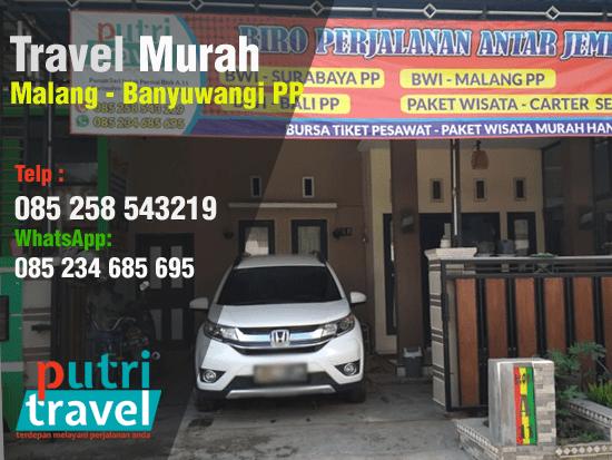travel dari malang ke banyuwangi travelbwi