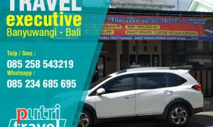Harga Travel Executive Banyuwangi Bali