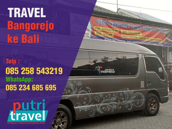 Travel Bangorejo Bali Murah