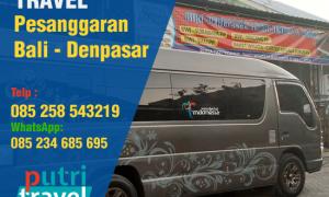 Travel Pesanggaran Denpasar Bali
