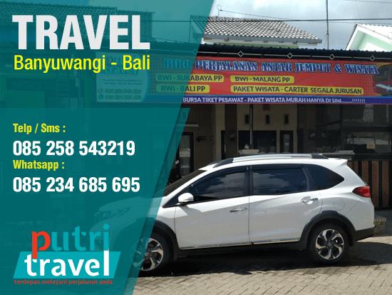 Travel Banyuwangi ke Bali