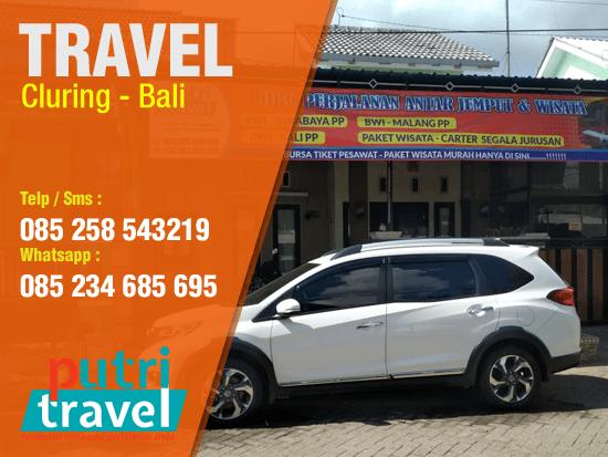Travel Cluring Ke Bali Murah