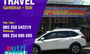 Travel Gambiran ke Bali Murah