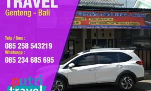 Travel Genteng ke Bali Murah