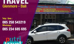 Travel Glenmore ke Bali Murah