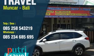 Travel Muncar ke Bali Murah