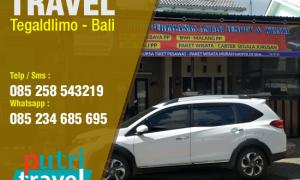 Travel Tegaldlimo ke Bali murah