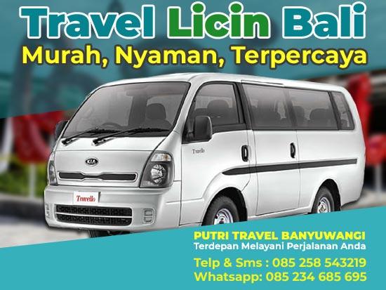 Travel-Licin-Bali-Denpasar